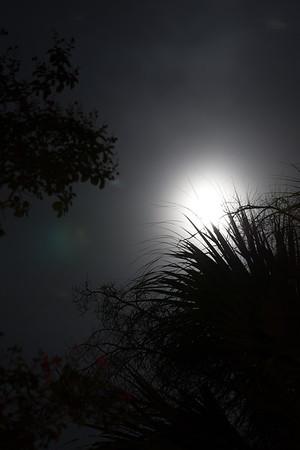 Super Harvest Eclipse Moon September 2015