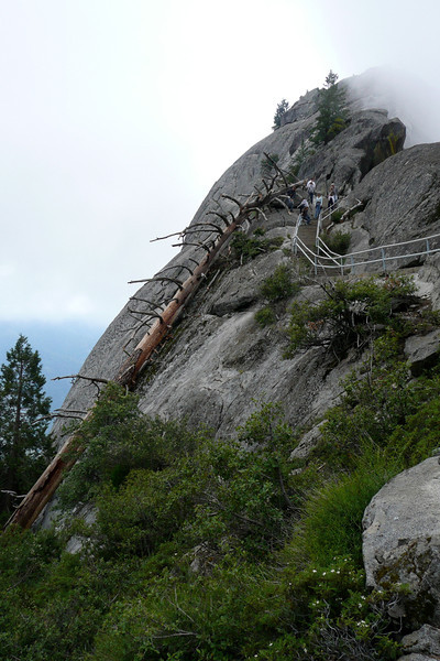 Moro Rock. Sequoia NP