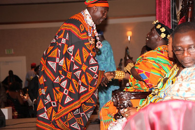 2012 African Family Induction - CAMEROON