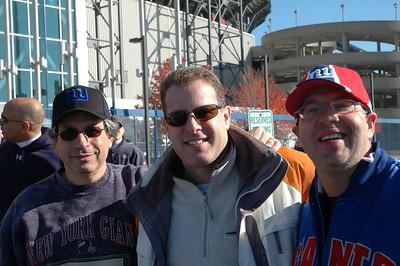 FFL Tailgate Giants vs Minn  11/26/07