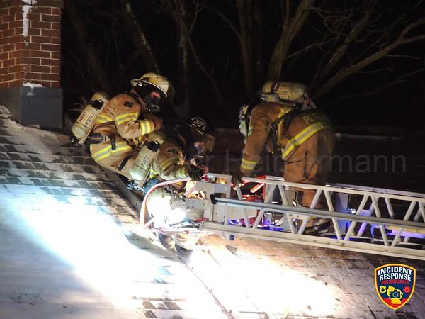 Fatal house fire on January 26, 2016