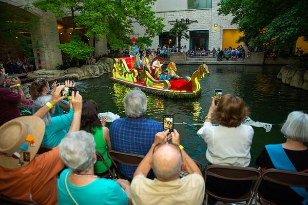 Fiesta River Parade - 042219