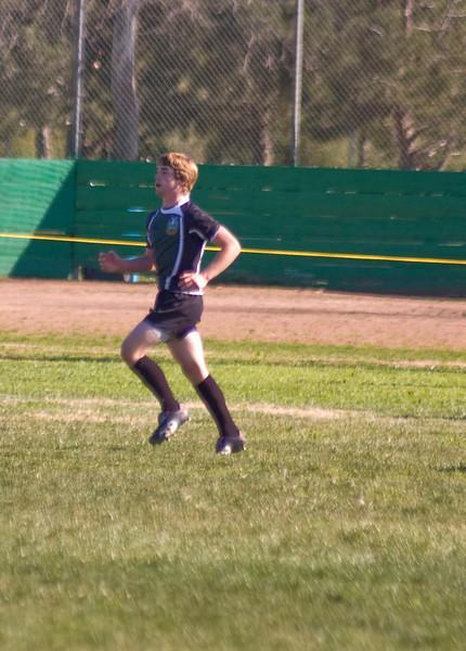 JV Rugby vs Sierra