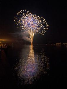 Fireworks 2013, 2011, 2010, 2009