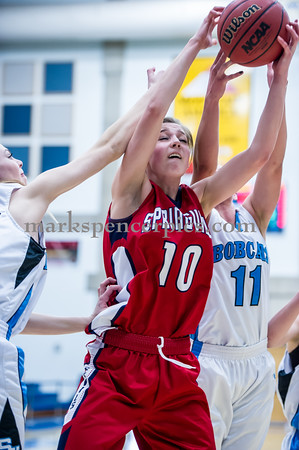 Basketball GSHS vs SkyView 2-17-2015