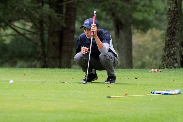 Laker Golf vs Somerset Berkley Regional 10.2.18