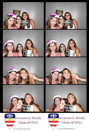 Ariana & Heidi's Grad Party