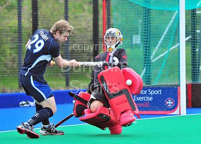 Scotland Men v Canada 2011