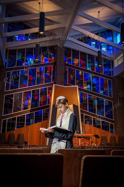 B. Deutsch Bar Mitzvah 10-13-18