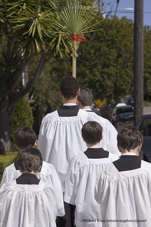 Holy Week 2008 - Palm Sunday