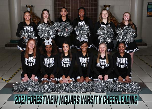Forestview Varsity Team