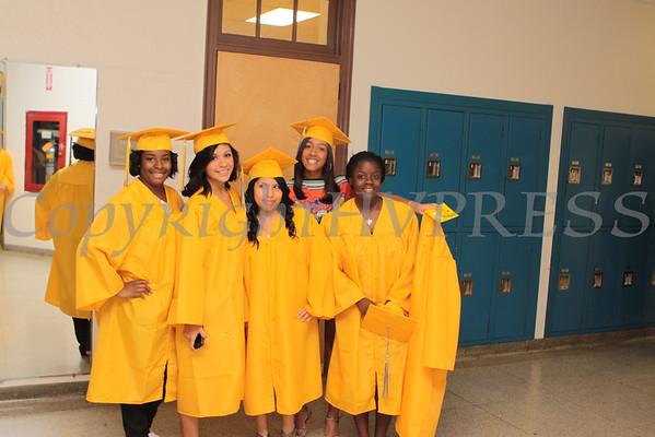 Newburgh Free Academy Graduation 2011