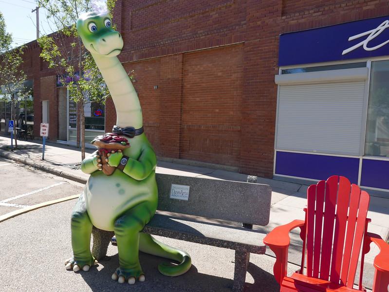 Cute Local Dinosaurs