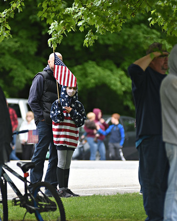 Memorial Day in Arlington - 053121