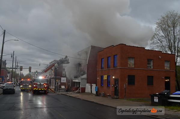 4/27/20 - Harrisburg, PA - Walnut St