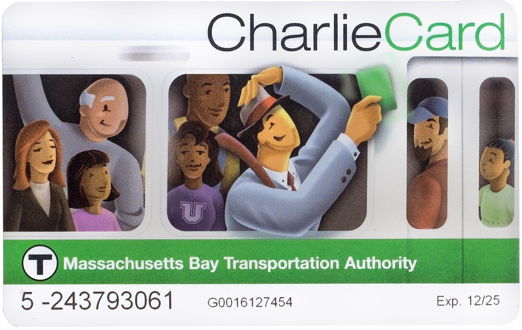 CharlieCard and the Boston Subway: Who Was Charlie, Anyway?