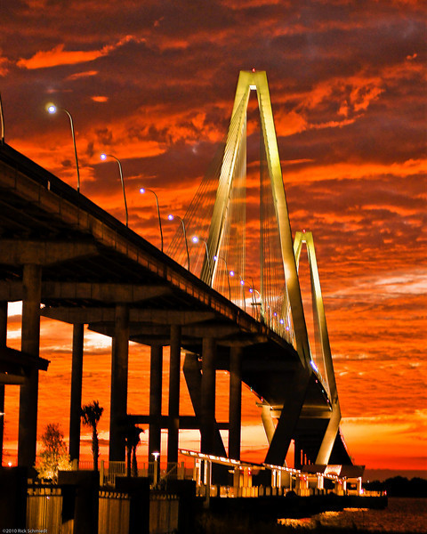 Cooper River & Ravenel Bridges
