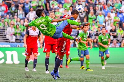 FC Dallas vs Seattle Sounders FC 8-12-18