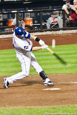 2009; Mets vs. Cardinals - 8/4
