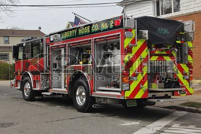 Engine 406 / Ambulance 408 Dedication [4-1-12]