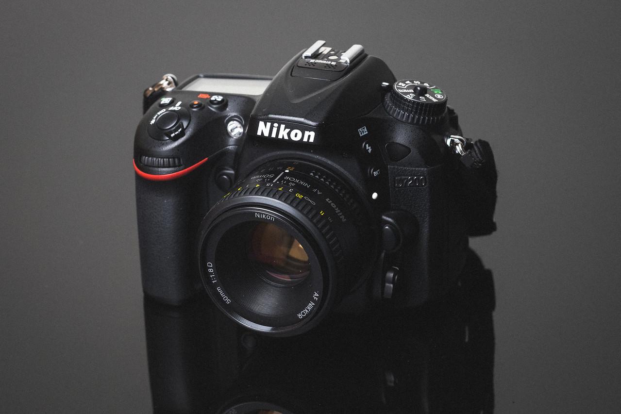 Fastest Memory Card Nikon D7200