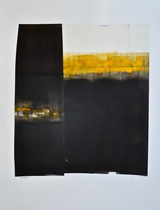 Mid 50's-Mackey (MM15-127)-Mackey, painting on 22x30 paper