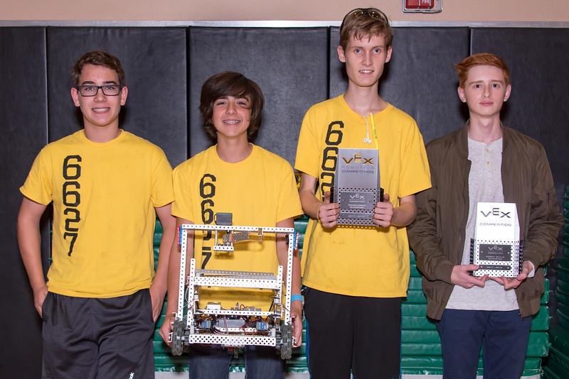 Robot Skills Champion