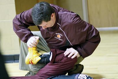 Lady Ducks Vs Pittsfield TigerClassic 12-26-2012
