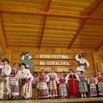 XXVIII Festiwal Na Góralską Nutę