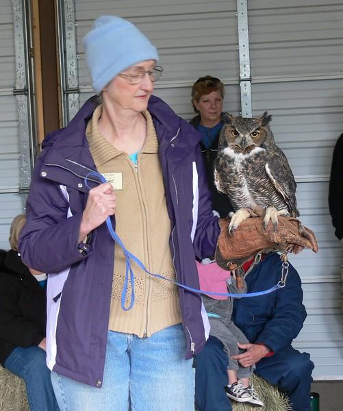 Eagle Lady Doris at ILSP 035.jpg