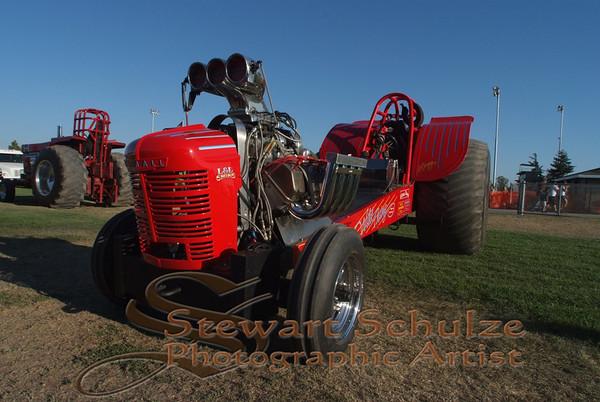 hilmar Tractor Pull 2011
