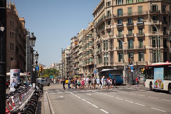 Day 11 - Barcelona, June 30