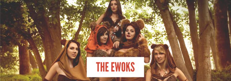 The Ewoks