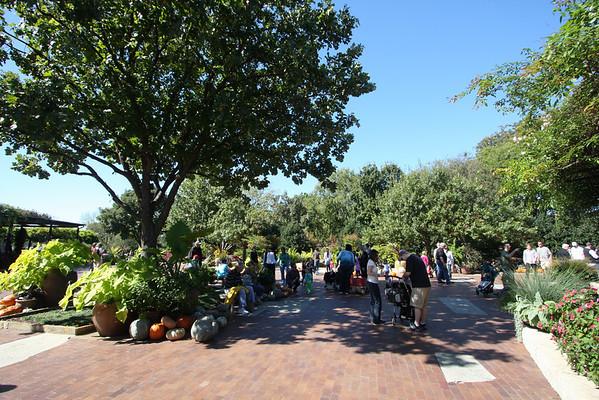 Dallas Arboretum October '09