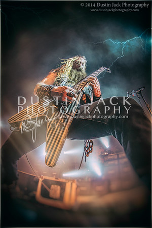 Black Label Society Los Angeles