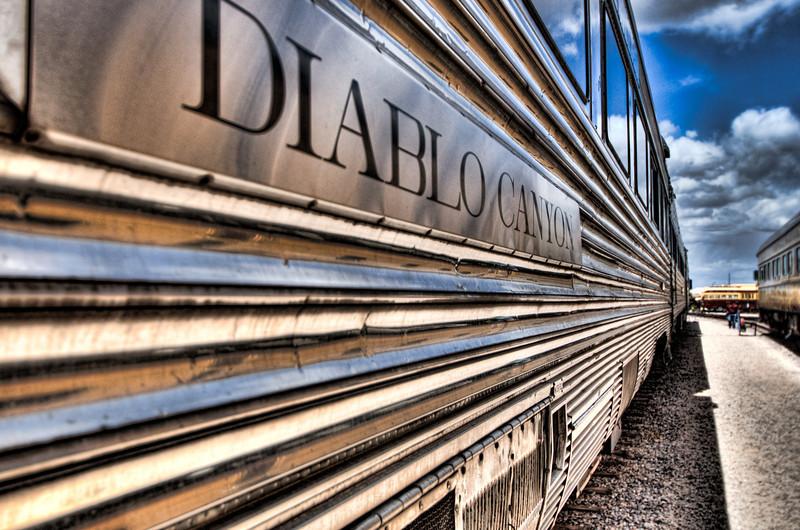 Diablo Canyon Train