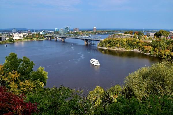 Downtown Ottawa (September 2020)