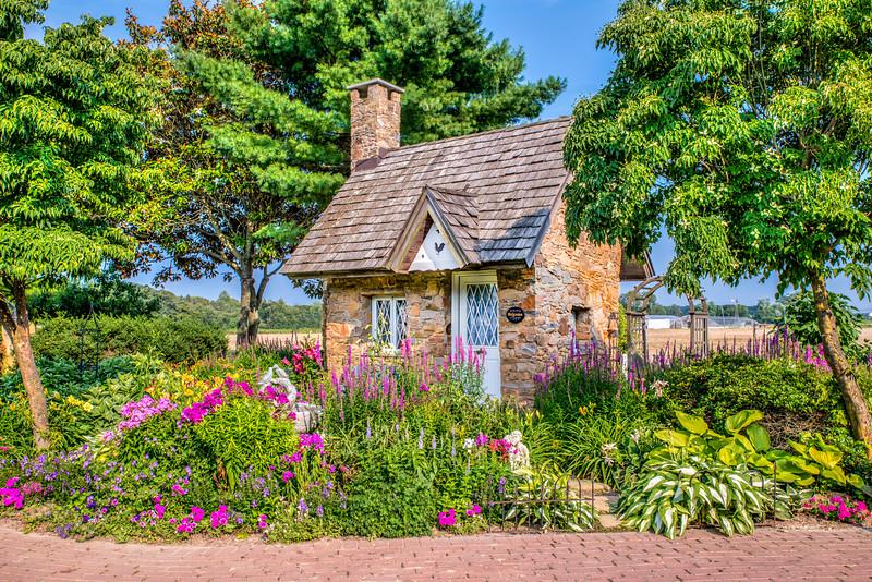 Marlene Blew's Cottage and Garden