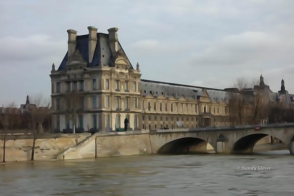 Paris - in Watercolor