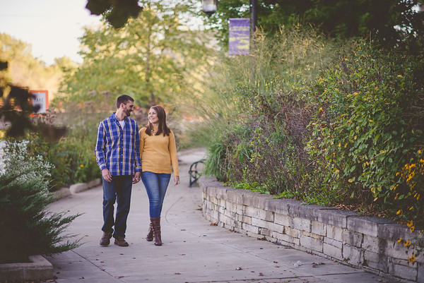 Kristin + Shea | Grafton Engagement Photography