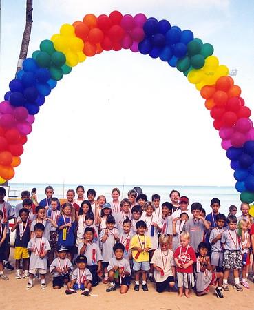 2001 Keiki Fun Run 6-16-2001
