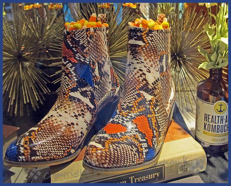 These Boots Are Made For Walking? -Judith Sparhawk