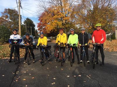 October 30 Sunday Ride