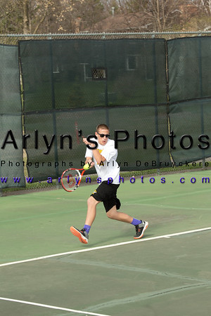 Hutch Boys Tennis