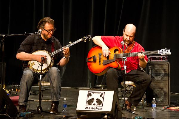 Kruger Brothers At Merlefest 2012