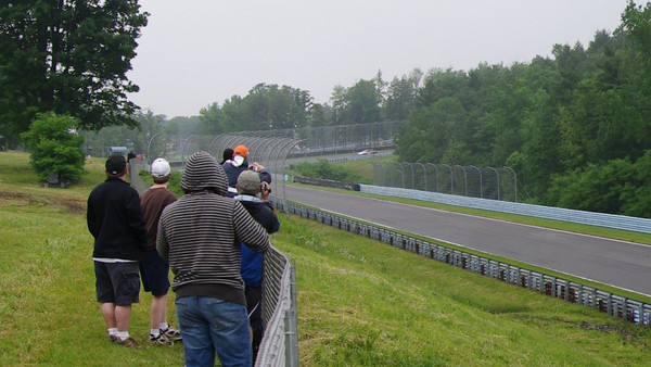Watkins Glen Stewart-Hamilton Car Swap