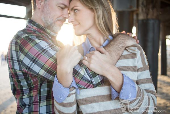 Laura and David's Engagement Shoot