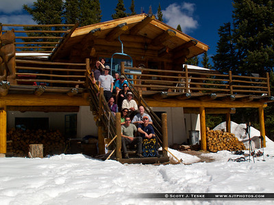 2012 Hut Trip