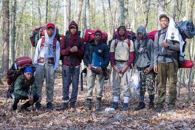 Backpack 2018 3-Day Hike
