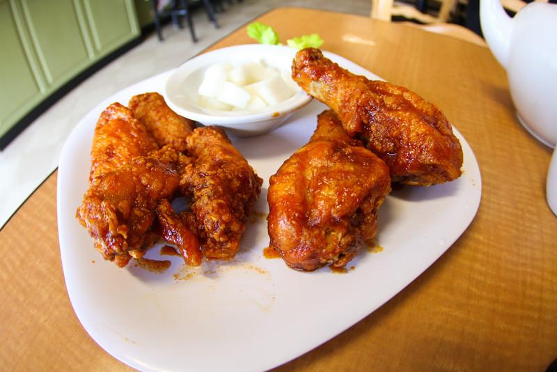 Korean Fried Chicken @ http://www.chicnfish.com